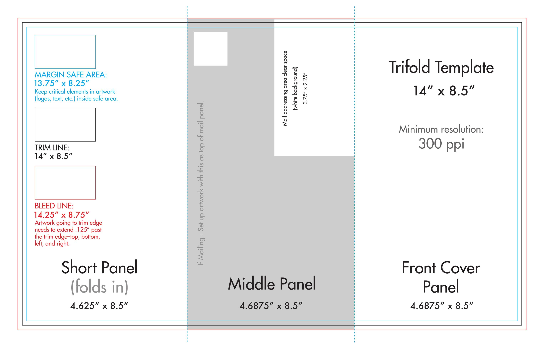 Postcard And Self Mailer Templates